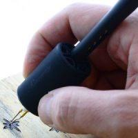 Razertip Extreme Silcone Grip- Black